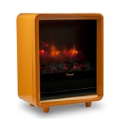 Crane Fireplace Heater Orange (EE-8075O)