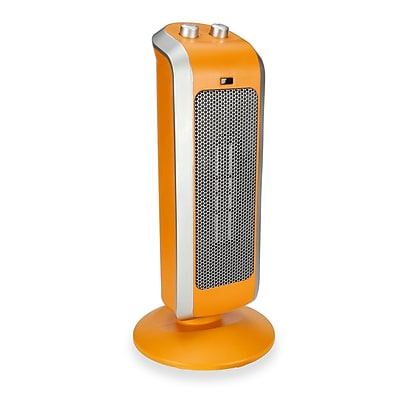 Crane Ceramic Tower Heater Orange (EE-7588O)