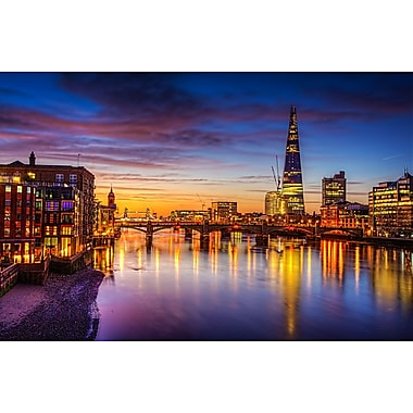 PrestigeArtStudios Millenium Bridge - London Photographic Print