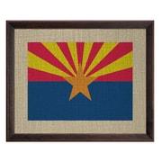 PrestigeArtStudios Arizona Framed Graphic Art