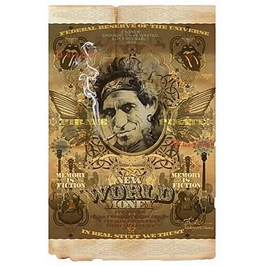 PrestigeArtStudios New World Money Keith Graphic Art