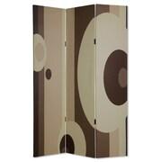 Screen Gems 72'' x 48'' Umbria 3 Panel Room Divider