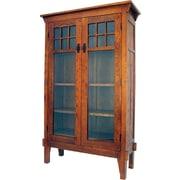 Oriental Furniture Entertainment 68'' Standard Bookcase