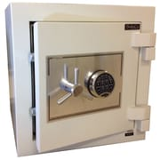 SafeCo 2 Hr Electronic Lock Commercial Fireproof/Burglary Safe; 22.25'' H x 21.75'' W x 19.75'' D