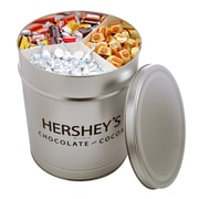 Hershey's Miniatures Assortment Gift Tin, 15 lbs. (46088)