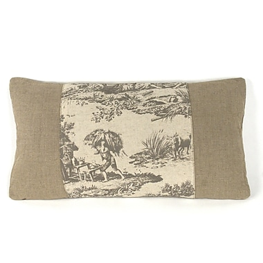 Zentique Inc. French Inspired Toile Pillow