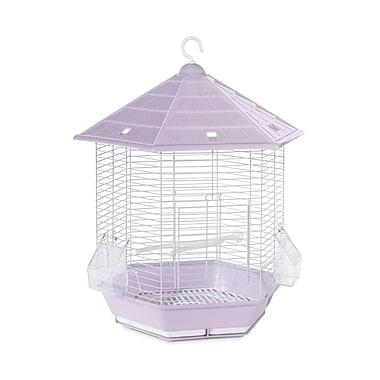 Prevue Hendryx Copacabana Bird Cage; Lilac