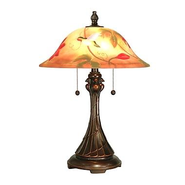 Dale Tiffany Tropical Sun 22.5'' Table Lamp