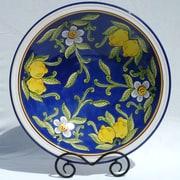 Le Souk Ceramique Citronique Design Large Serving Bowl