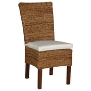Jeffan Farra Solid Wood Dining Chair