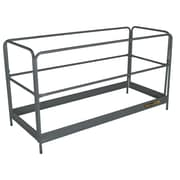 MetalTech Buildman Series Steel Baker Scaffold Guard Rail Kit
