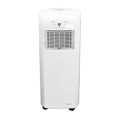 NewAir 10,000 BTU Air Conditioner & Heater, White (AC-10100H)