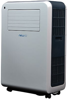 NewAir 12,000 BTU Air Conditioner, White & Gray (AC-12200E)