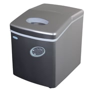 NewAir 28 lbs/Day Portable Ice Maker (AI-100S)