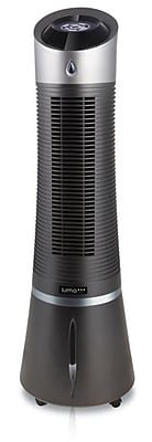 Luma Comfort Tower Evaporative Cooler, 100 sq. ft., Silver (EC45S)