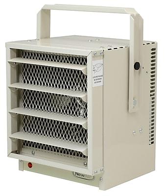 NewAir 240V Hardwire Garage Heater; White (G73)