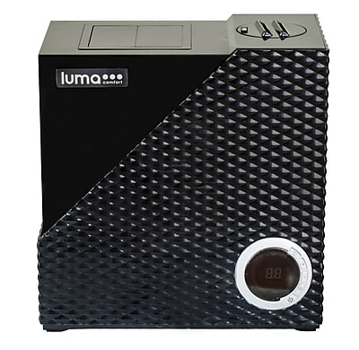 Luma Comfort Tabletop Warm and Cool Mist Humidifier, 1.9 gal/day, 538 sq. ft. (HCW10B)