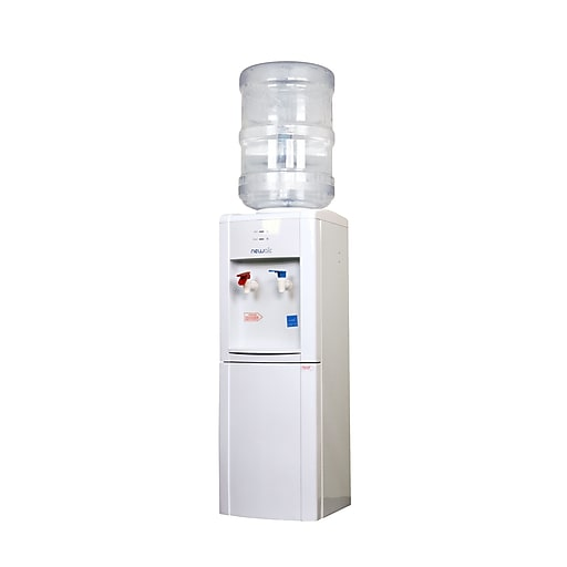 NewAir Counter-Height Water Dispenser, White (WCD-200W)