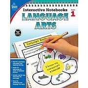 Interactive Notebooks Language Arts Grade 1 Resource Book Paperback (104652)
