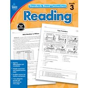Standards-Based Connections Reading Grade 3 Workbook Paperback (104660)