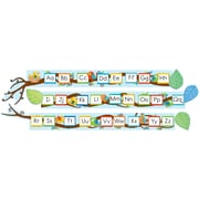 Boho Birds Alphabet Grades PK-2 Bulletin Board Set (110233)