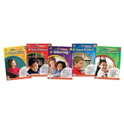 Carson-Dellosa Spotlight on Reading Set Gr 1-2 Workbooks Paperback (144544)