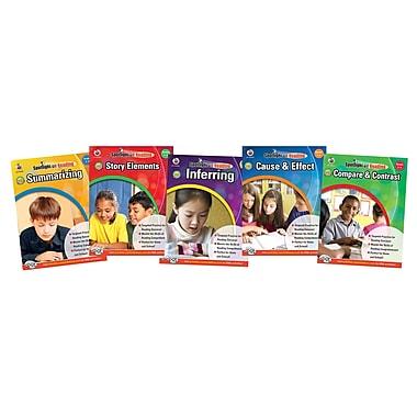 Carson-Dellosa Spotlight on Reading Set Grade 5-6 Workbooks Paperback (144546)