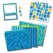 Carson-Dellosa Bubbly Blues Multi-Color Organization Set (144924)