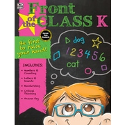 Front of the Class Kindergarten Workbook Paperback (704941)