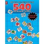 All Thru the School Year Sticker Book Paperback (0742409600)
