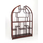Wayborn Etagere 72'' Accent Shelves Bookcase