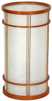 Oriental Furniture Japanese 14.25'' Torchiere Lamp