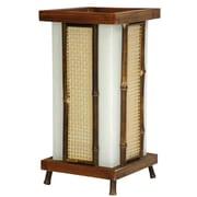 Oriental Furniture Shoji 14'' Table Lamp
