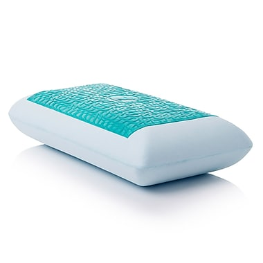 Malouf Gel Dough Foam Pillow; Queen