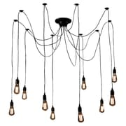 Warehouse of Tiffany Cora 10-Light Chandelier