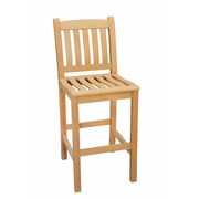 HiTeak Furniture 30'' Bar Stool