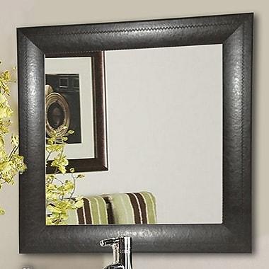 Rayne Mirrors Ava Wall Mirror; 39.75'' H x 39.75'' W