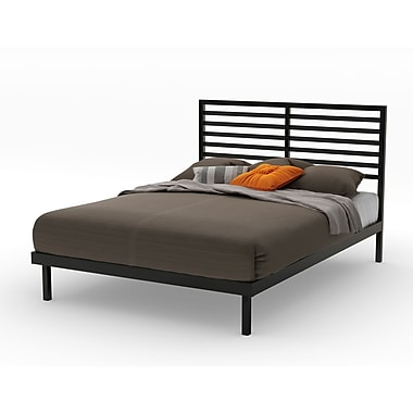 Amisco Theodore Full Size Metal Platform Bed 54