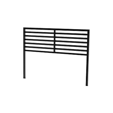 Amisco Theodore Full Size Metal Headboard 54