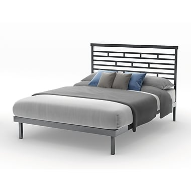 Amisco Highway Full Size Metal Platform Bed 54