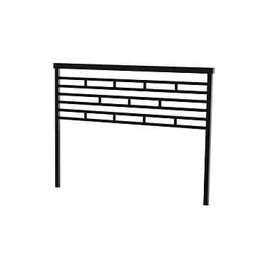 Amisco Highway Queen Size Metal Headboard 60