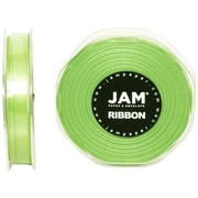 JAM Paper – Ruban de satin double face, largeur de 3/8 po, 25 vg