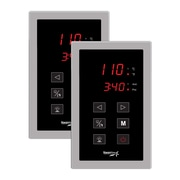 Steam Spa SteamSpa Dual Touch Panel Control System; Oil Rubbed Bronze
