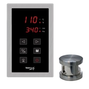 Steam Spa SteamSpa Oasis Touch Panel Kit Steam Generator Control; Brushed Nickel