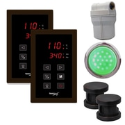 Steam Spa SteamSpa Royal Touch Panel Control Kit; Oil Rubbed Bronze
