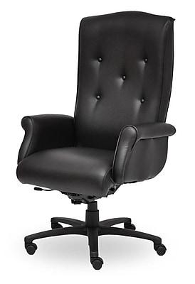 Seating Inc Tradition High-Back Executive Chair; Burgundy