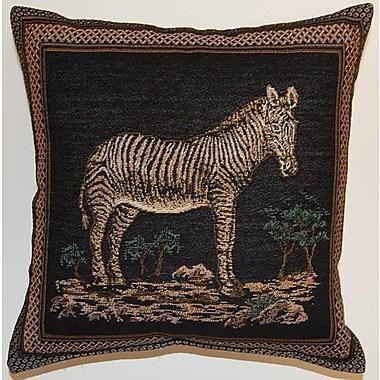 Creative Home Zebra Throw Pillow