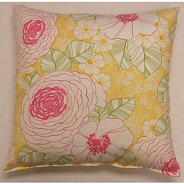 Creative Home Posey Power Gumdrop Cotton Throw Pillow