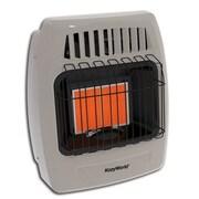 DuraHeat Kozy World 12,000 BTU Infrared Liquid Propane Gas Wall Heater