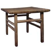 Antique Revival Orechi End Table